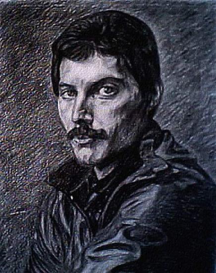 Freddie Mercury by volkov